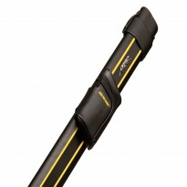 Novità - Billiard Cue Case Predator Sport C3SP 1x1 Yellow / Black