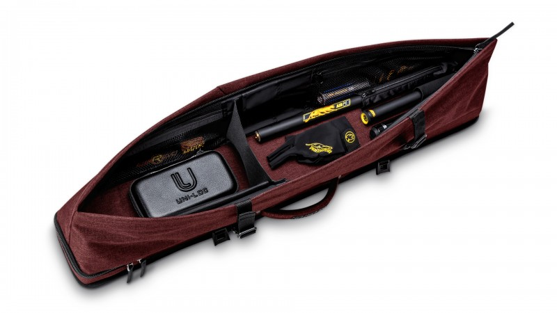 Predator Urbain 2x4 Red Hard Cue Case