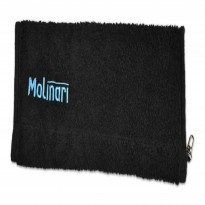 Poolmania Fire Towel - Molinari Black Towel