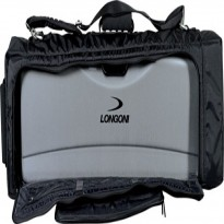 Accessories for player - Longoni Travel Bag For Hard Pool Cue Cases