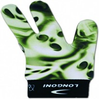 Cue accessories / Gloves / Longoni - Longoni Renzline Glove Ghost Design