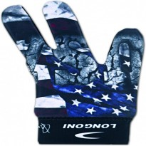 Cue accessories / Gloves / Longoni - Longoni Renzline Glove USA 2 Design