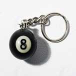 Accessories for player - 8-Ball Keychain