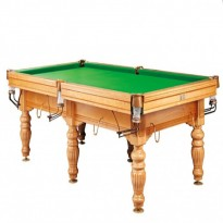 Billiard Tables / Pyramid Billiard Tables - Billiard Table Dynamic Prince 10 ft oak