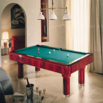 Billiard Tables / Pool tables / Longoni / 9 FT - VL89 Billiard Table 254x127