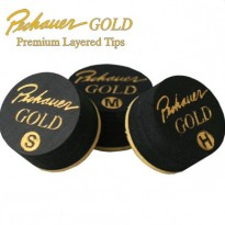 Cue accessories / Cue tips - Pechauer Gold Tips