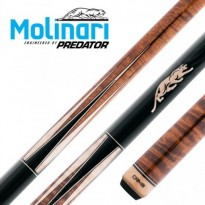 Carom cues / Carom Cues by Brand / Molinari by Predator - Molinari by Predator HEO-C1 Carom Billiard Cue