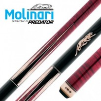 Carom cues / Carom Cues by Brand / Molinari by Predator - Molinari by Predator HEO-C2 Carom Billiard Cue
