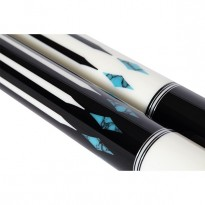 Carom cues / Carom Cues by Brand / Molinari by Predator - Molinari by Predator Kuro 2-2 Carom Billiard Cue