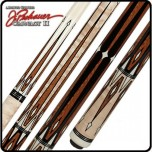 Pool Cues / Pool cues by brand / Pechauer / Camelot II - Canterbury Pechauer Camelot 10 Billiard Cue