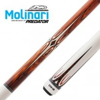 Carom cues / Carom Cues by Brand / Molinari by Predator - Molinari by Predator Sung-Won Choi CRMSC2WH Carom Cue