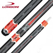 Carom cues / Carom Cues by Brand / Longoni / Signature - Longoni Olanda Magma by Dick Jaspers Carom Cue